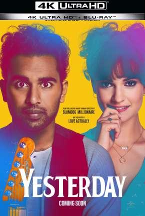 Filme Yesterday - 4K