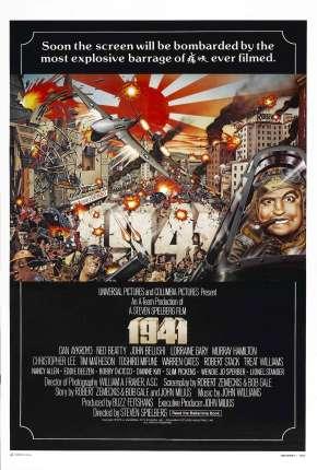 Filme 1941 - Uma Guerra Muito Louca BluRay