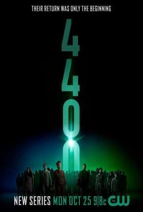 Série 4400 - 1ª Temporada Legendada