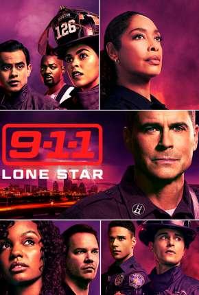 Série 9-1-1 - Lone Star - 2ª Temporada Legendada