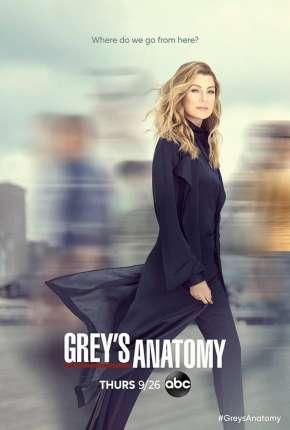 A Anatomia de Grey - 17ª Temporada Legendada