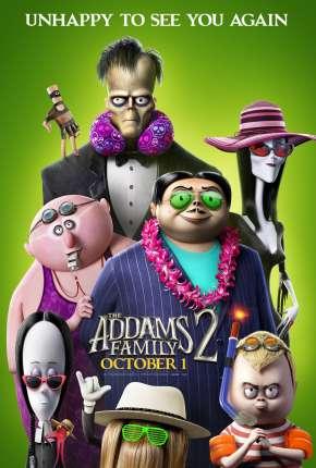 Filme A Família Addams 2 - Pé na Estrada - Legendado