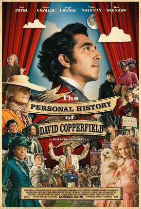 Filme A História Pessoal de David Copperfield