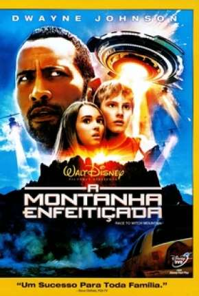 Filme A Montanha Enfeitiçada - Race to Witch Mountain