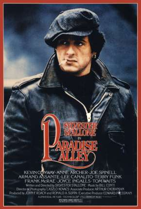 Filme A Taberna do Inferno - Paradise Alley