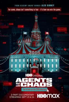 Série Agents of Chaos - 1ª Temporada Completa Legendada