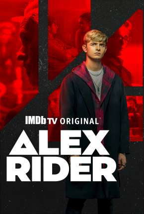 Série Alex Rider - 1ª Temporada Completa