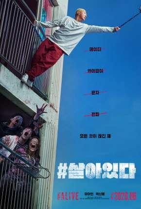 Filme #Alive - Legendado