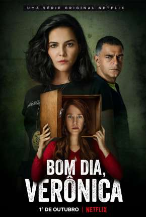 Série Bom Dia, Verônica - 1ª Temporada Completa