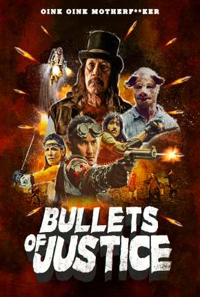 Filme Bullets of Justice - Legendado