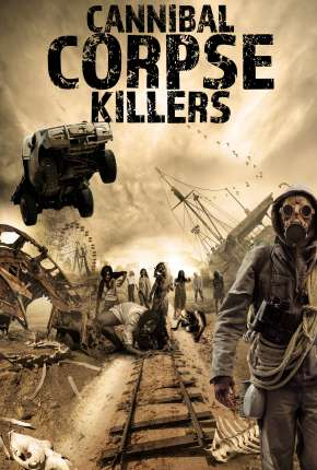 Filme Cannibal Corpse Killers - Legendado