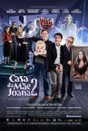 Filme Casa da Mãe Joana 2 Nacional