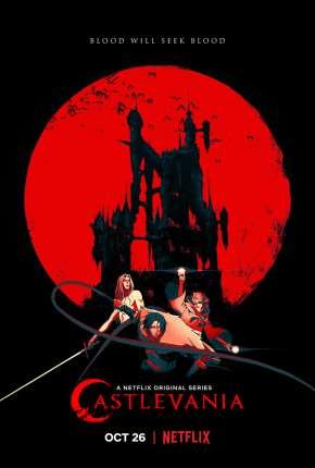 Desenho Castlevania - 4ª Temporada Completa