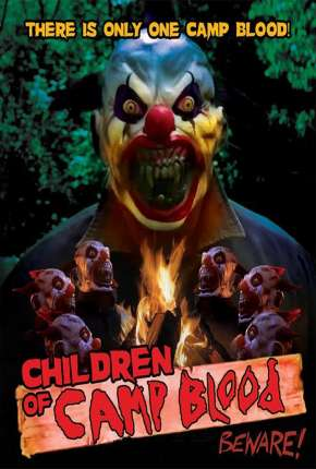 Filme Children of Camp Blood - Legendado