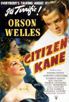 Filme Cidadão Kane - Citizen Kane BluRay