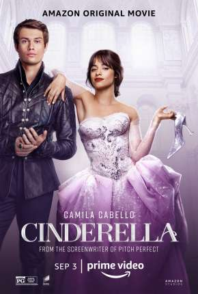 Filme Cinderela - Cinderella (2021)