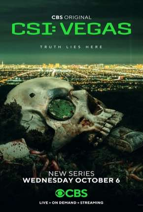 Série CSI - Vegas - 1ª Temporada Legendada