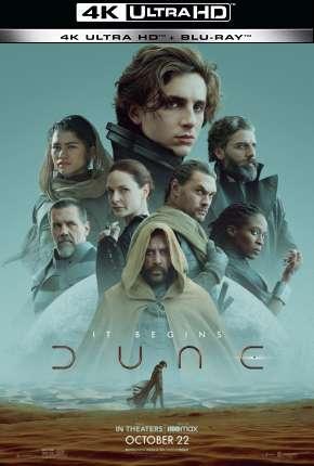Filme Duna - 4K