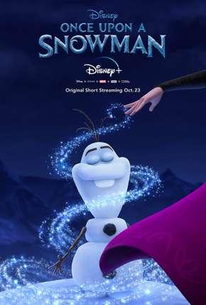 Filme Era Uma Vez um Boneco de Neve - Legendado