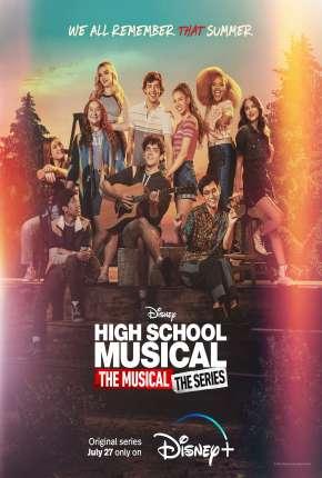 Série High School Musical - O Musical - A Série - 2ª Temporada Legendada