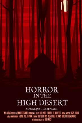 Filme Horror in the High Desert - Legendado