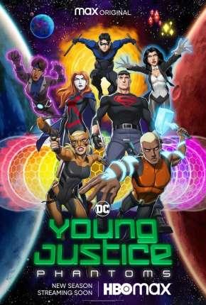 Desenho Justiça Jovem - 4ª Temporada - Legendado