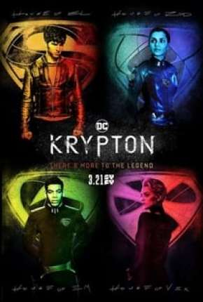 Série Krypton - 1ª Temporada