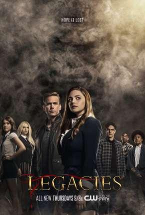 Série Legacies - 3ª Temporada