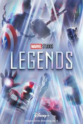 Série Lendas da Marvel - 1ª Temporada Legendada