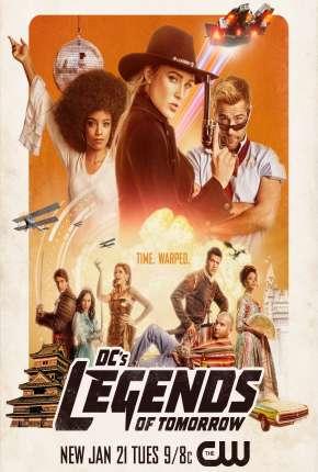 Série Lendas do Amanhã - Legends of Tomorrow 7ª Temporada Legendada