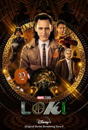 Série Loki - 1ª Temporada Completa