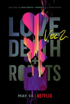 Desenho Love, Death e Robots - Amor, Morte e Robôs - 2ª Temporada