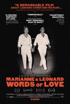 Filme Marianne e Leonard - Palavras de Amor