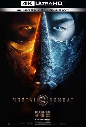 Filme Mortal Kombat 4K