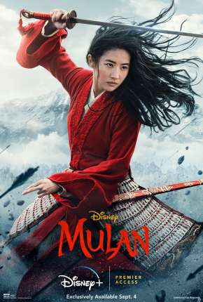 Filme Mulan - O Filme
