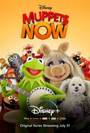 Série Muppets Now - 1ª Temporada Legendada