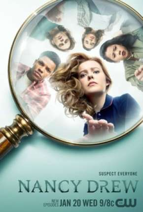 Série Nancy Drew - 2ª Temporada Legendada