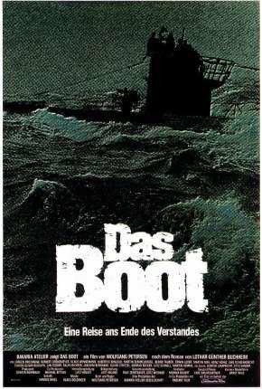 Filme O Barco - Inferno no Mar