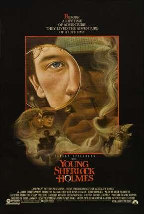 Filme O Enigma da Pirâmide - Young Sherlock Holmes