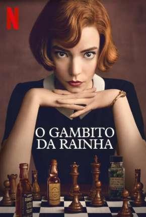 Série O Gambito da Rainha - 1ª Temporada