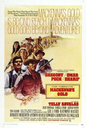 Filme O Ouro de Mackenna