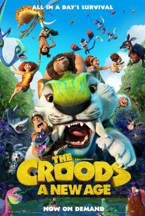 Filme Os Croods 2 - Uma Nova Era - Legendado