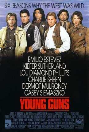 Filme Os Jovens Pistoleiros - Young Guns