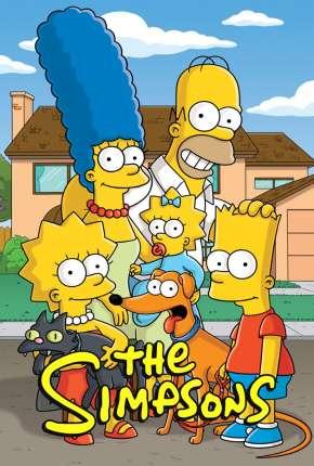 Desenho Os Simpsons - 33ª Temporada - Legendado