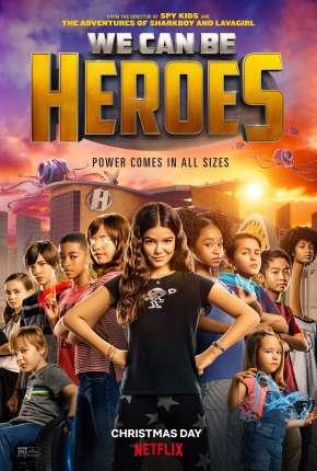 Filme Pequenos Grandes Heróis