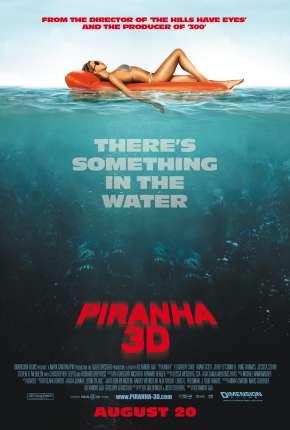 Filme Piranha - BluRay