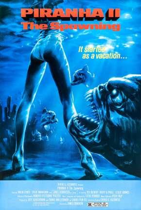 Filme Piranhas 2 - Assassinas Voadoras