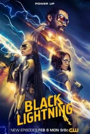 Série Raio Negro - Black Lightning 4ª Temporada Legendada