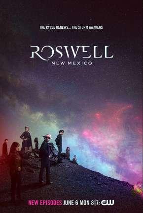 Série Roswell, New Mexico - 3ª Temporada Legendada