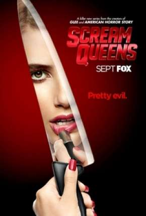 Série Scream Queens - 1ª Temporada Completa
